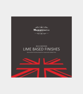 lime based finishes